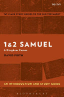 1 & 2 Samuel: An Introduction and Study Guide - A Kingdom Comes (Firth David)(Paperback)