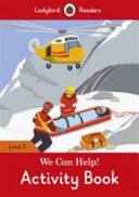 We Can Help! Activity Book - Ladybird Readers Level 2(Paperback)