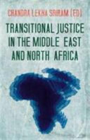 Transitional Justice in the Middle East and North Africa (Sriram Chandra Lekha)(Paperback)