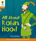 Oxford Reading Tree: Level 6: Floppy's Phonics Non-Fiction: All About Robin Hood (Llewellyn Claire)(