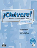 Chevere! Activity Book 1 (Watson-Grant Elaine)(Paperback)