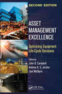 Asset Management Excellence - Optimizing Equipment Life-Cycle Decisions (Campbell John D.)(Pevná vazba)