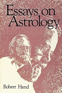 Essays on Astrology (Hand Robert)(Paperback)