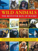 Wild Animals - The Best-ever Box of Books (Taylor Barbara)(Paperback)