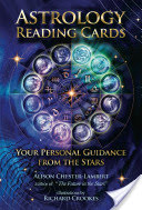 Astrology Reading Cards - Your Personal Guidance from the Stars (Chester-Lambert Alison)(Cards)