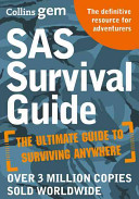 SAS Survival Guide - How to Survive in the Wild, on Land or Sea (Wiseman John 'Lofty')(Paperback)