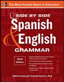 Side-by-side Spanish and English Grammar (Farrell Edith R.)(Paperback)