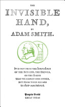 Invisible Hand (Smith Adam)(Paperback)