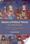 History of Political Theory: An Introduction, Volume I: Ancient and Medieval (Klosko George (Henry L. and Grace Doherty Professor of Politics University of Virginia))(Paperback)