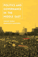 Politics and Governance in the Middle East (Durac Vincent)(Paperback)