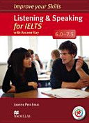 Improve Your Skills - Listening & Speaking for IELTS 6.0-7.5 Student's Book with Key & MPO Pack (Preshous Joanna)(Mixed media product)