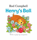 Henry's Ball (Campbell Rod)(Board book)