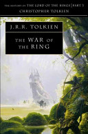 War of the Ring - History of the Lord of the Rings (Tolkien Christopher)(Paperback)