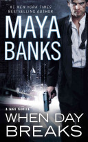 When Day Breaks - A KGI Novel (Banks Maya)(Paperback)