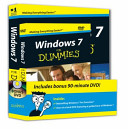 Windows 7 For Dummies Book and DVD Bundle (Rathbone Andy)(Paperback)