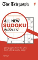 Telegraph All New Sudoku Puzzles 1 (The Telegraph)(Paperback)
