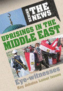 Behind the News: Uprisings in the Middle East (Steele Philip)(Pevná vazba)