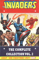 Invaders Classic: The Complete Collection Volume 2 (Thomas Roy)(Paperback)