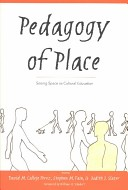 Pedagogy of Place - Seeing Space as Cultural Education (Callejo Perez David M.)(Paperback)