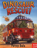 Dinosaur Rescue! (Dale Penny)(Board book)
