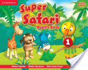 Super Safari Level 1 Pupil's Book with DVD-Rom (Puchta Herbert)(Mixed media product)