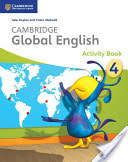 Cambridge Global English Stage 4 Activity Book (Boylan Jane)(Paperback)