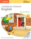 Cambridge Primary English Stage 4 Activity Book (Burt Sally)(Paperback)