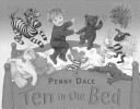Ten in the Bed (Dale Ms. Penny)(Board book)