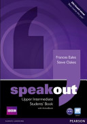 Speakout Upper-Intermediate Students Book and DVD/Active Book Multi Rom Pack (Eales Frances)(Pevná vazba)