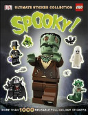 LEGO Spooky! Ultimate Sticker Collection (DK)(Paperback)