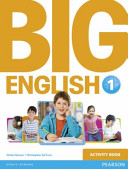 Big English Activity Book (Herrera Mario)(Paperback)