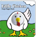 Little Chicken Finger Puppet Book (Image Books)(Pevná vazba)