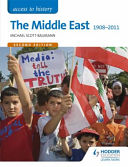Access to History: The Middle East 1908-2011 (Scott-Baumann Michael)(Paperback)