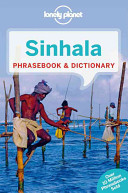 Lonely Planet Sinhala (Sri Lanka) Phrasebook & Dictionary (Lonely Planet)(Paperback)