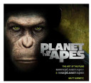 Rise of the Planet of the Apes and Dawn of Planet of the Apes - The Art of the Films ( Sharon Goslin