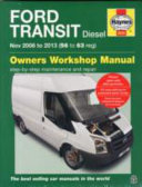 Ford Transit Diesel Service and Repair Manual - 2006 to 2013 (Haynes)(Paperback)