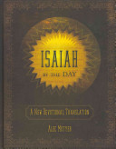 Isaiah by the Day - a New Devotional Translation (Motyer Alec)(Microfilm)