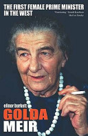 Golda Meir - The Iron Lady of the Middle East (Burkett Elinor)(Paperback)